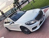 U SHIT FLM MERRJEP Mercedes S350 LUNGO AMG LOOK