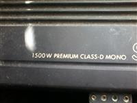 Amblifig 1500w