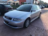Audi A3 benzine gaze
