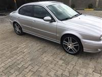 Jaguar X-type benzin+gaz