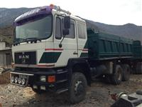 Kamion MAN 27 372  6x6