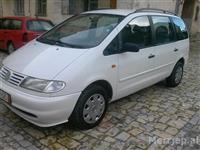 VW Sharan tdi manual 98