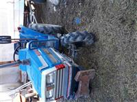 Traktor iseki