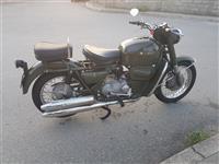 MOTO GUZZI Nuovo Falcone 500cc