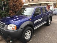 Nissan Navara king cab 4x4 full optio