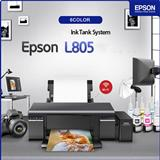 EPSON PRINTER INKJET L805, WIRELESS