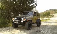 Jeep Sport Limit benzin+gaz 4x4