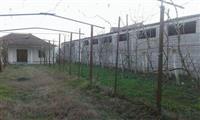Kapanon 500m2 + shtepi ne Durres jepet dhe me qera