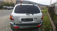 Hyundai Santa Fe -03 sedilje lekure 2.0 diesel