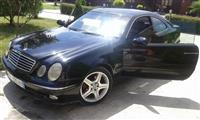 Mercedes benz CLK 200 -00