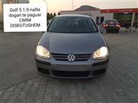 VW Golf 5 1.9 nafte