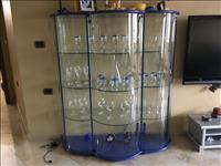 Kristaliere blu