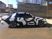 Mercedes Benz Camouflage 220