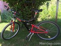 Biciklet  ne gjendje shum te mire