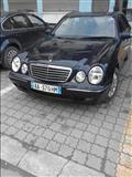 Mercedes E200cdi