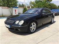 MERCEDES CL 500 BENZIN+GAZ FULL