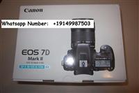 Canon EOS 7D Mark II + EF-S 18-135mm IS STM Lens