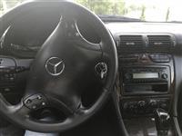 Mercedes W203 C270