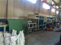 Linje per prodhimin e tubave plastik