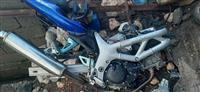 motorr Suzuki650sv