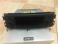 Smart forfuor radio cd