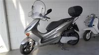 Motorr pugeot 125cc