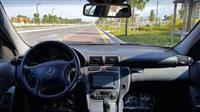 Mercedes benz C240 benzin+gaz