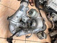 TURBO PER w204-2012  C220-C250 CDI -E220-e250 CDI