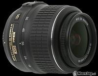 Nikon 18-55mm f/3.5-5.6G AF-S VR