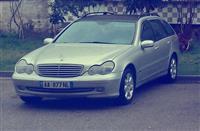 Mercedes Benz C220 okazion