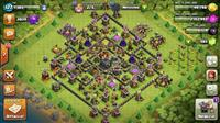 Clash o clans th9 max