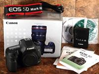 Canon EOS 5D Mark III me 24 - 105mm