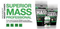 SUPERIOR MASS PROFESSIONAL 4.5KG