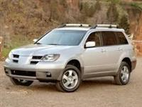 Mitsubishi Outlander 4x4 Benzin+gaz Manuale