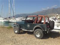 Jeep Wrangler 4+4