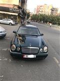 Mercedes E230 benzin+gaz
