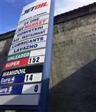 Reklam karburanti