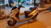 Moto sym 200 cc mundesi ndrrimi me makin