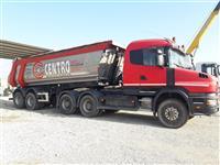 Scania 164 c + tral zorzi