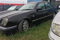 Mercedes benz E430 benzin Pjesekembimi