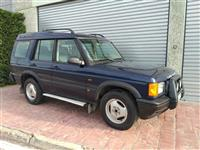 Okazion:Land rover discover TD.5 automat 2.5 nafte