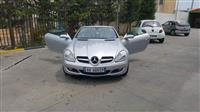 Mercedes Benz SLK 2.0 Kompressor