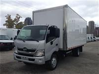 2012 Hino 195 Commercial USED