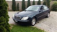 Shes mercedesin s320