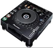 Aparatur Per DJ Pioneer CDJ 800