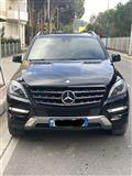 Mercedes Benz ML250 Bluetec 2013 (Europiane)