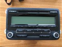 VW GOLF 6 RADIO CD
