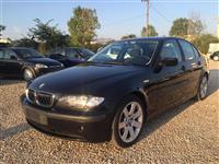 BMW 320d automatike