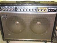 Amp per guitar