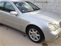 Mercedes Benz c220 viti 2004